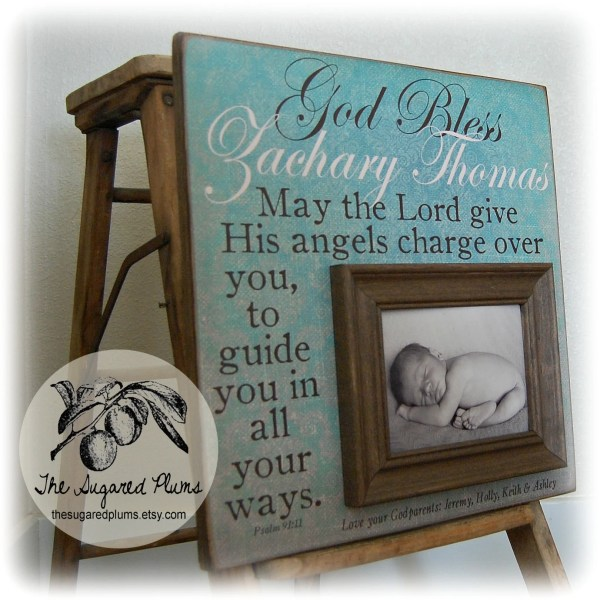 Baptism Gifts From Godparents