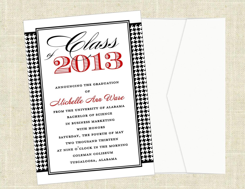Buy Graduation Announcements