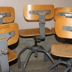 Antique Sewing Chair Cheap Plastic Patio Chairs Vintage Industrial Singer Stool