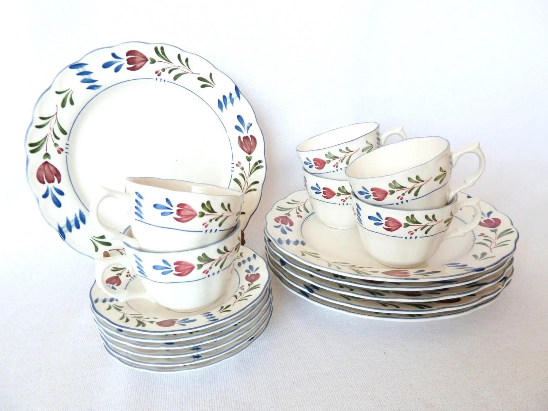French Country Nikko Provincial Designs Avondale Dinnerware