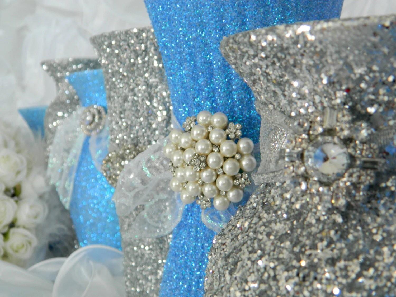 Items Similar To Wedding Centerpiece, Wedding Decorations