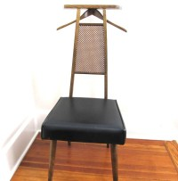 Setwell Men's Valet Chair Mid Century Modern by ...