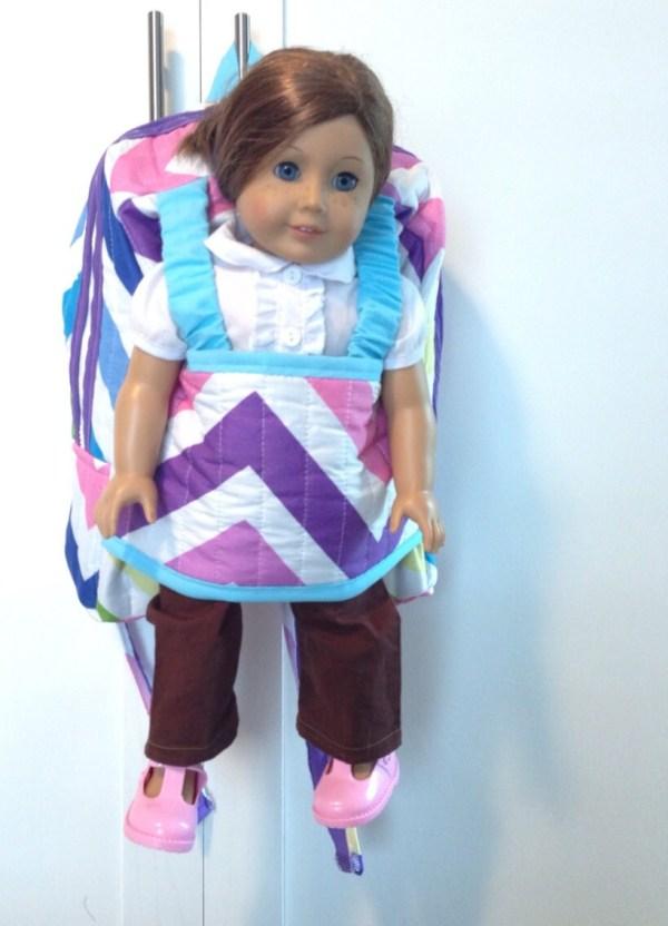 Friend Backpack Doll Carrier American Girl