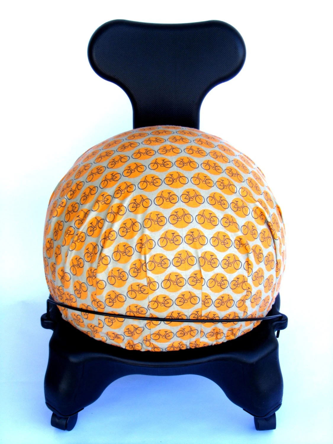 Gaiam Balance Ball Chair Gaiam Balance Ball Chair Cover Fitball Chair By