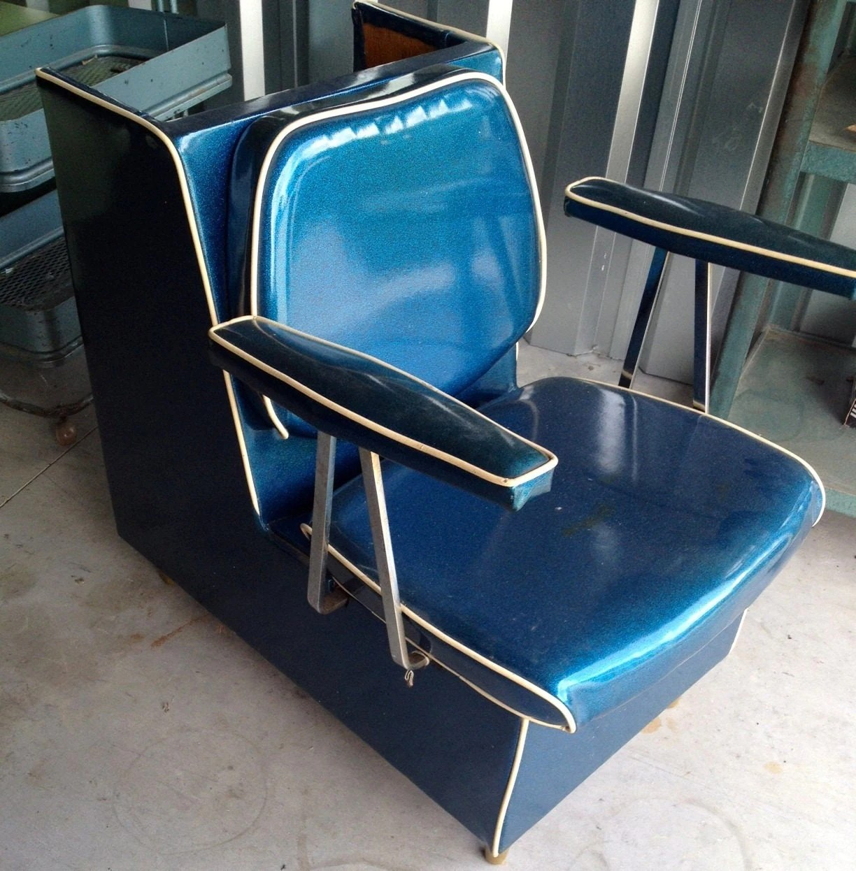 Salon Dryer Chair Vintage Retro Hair Salon Dryer Chair Haute Juice