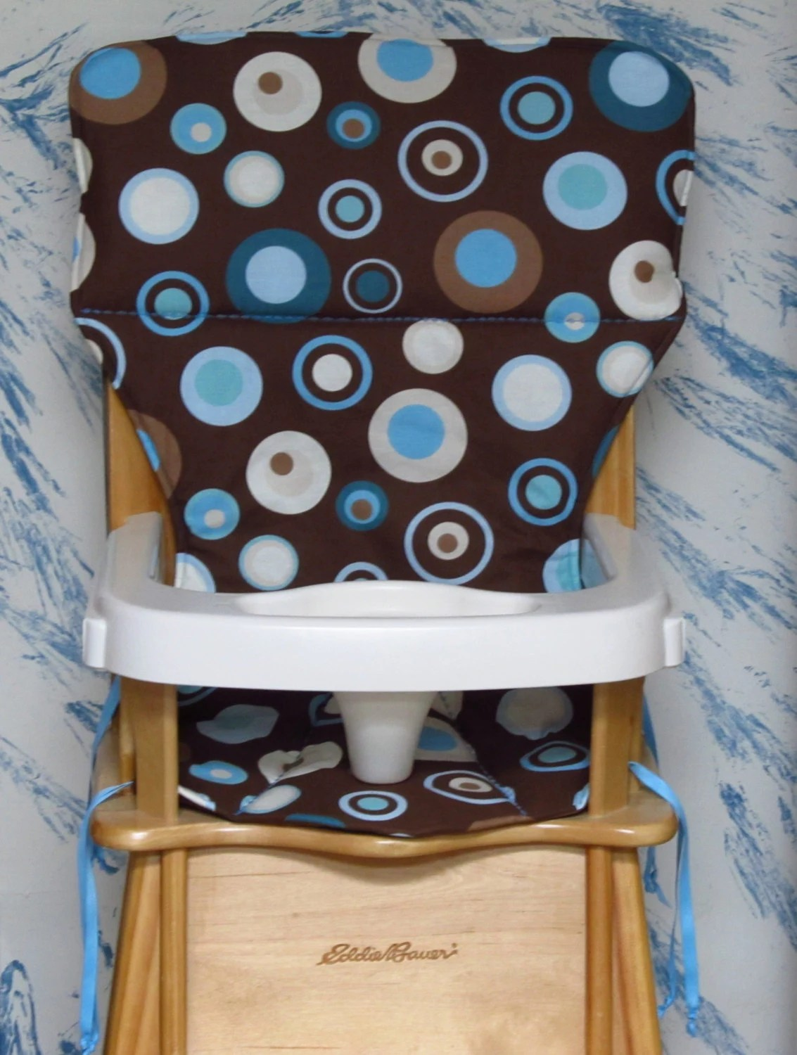 Eddie BauerJenny Lind wood high chair cover by sewingsilly