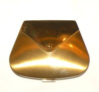 Vintage Volupte Purse Compact Mirror Lucky by ...