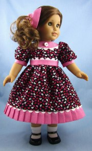 doll clothes dress