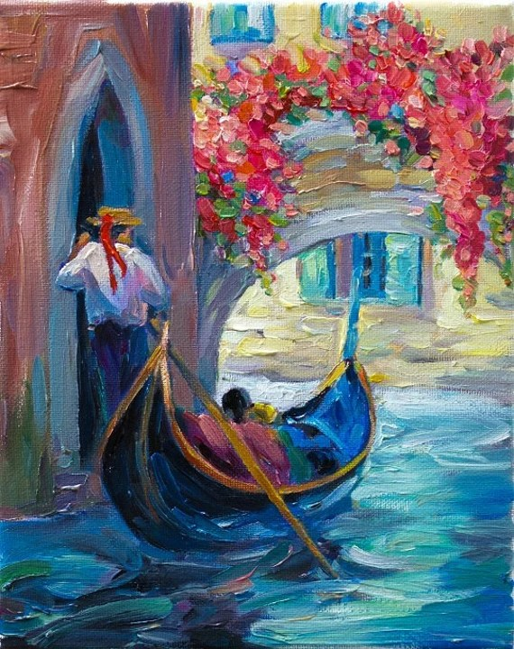 Image Result For Acrylic Paintings Vibrant Colors
