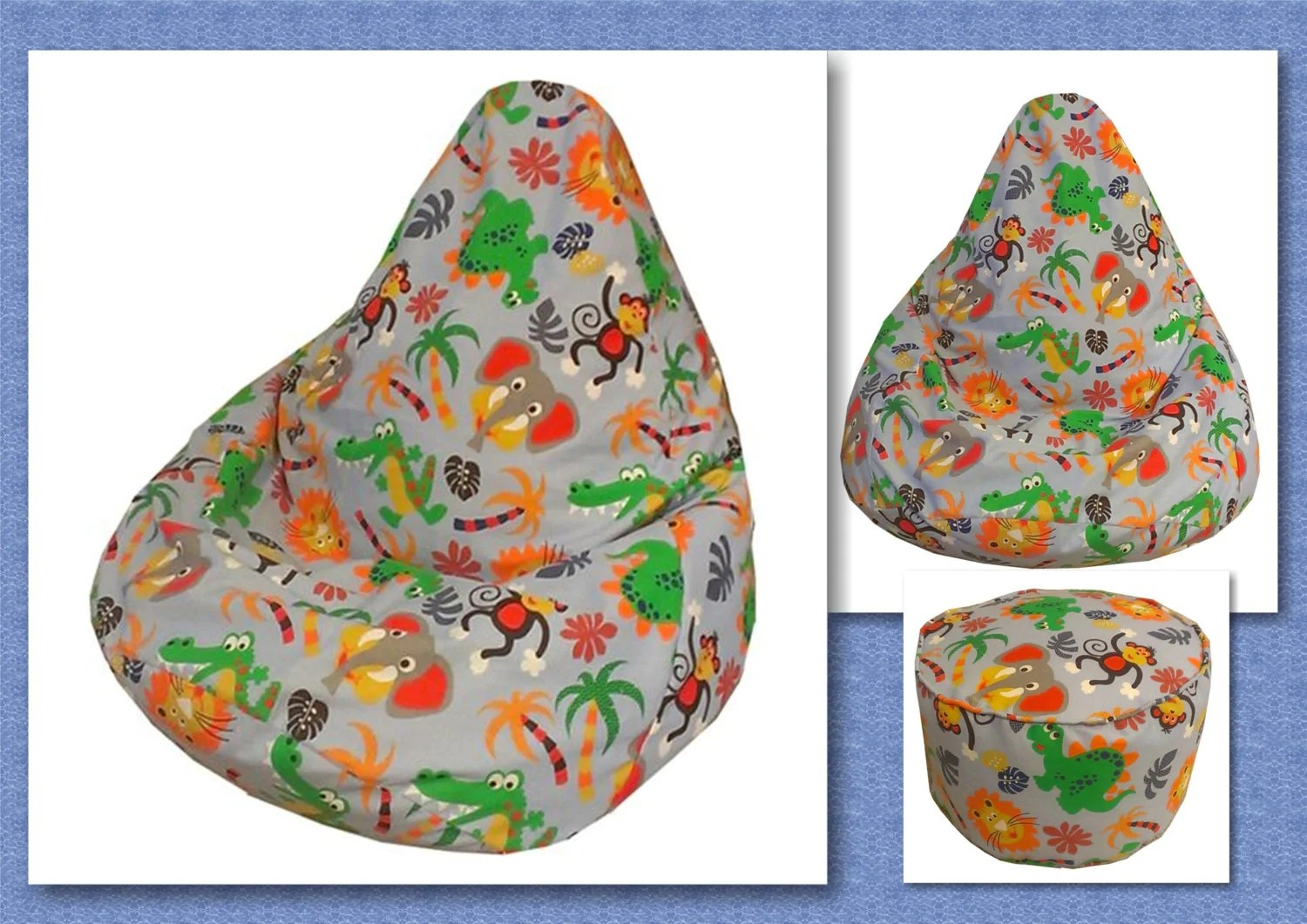 no sew bean bag chair toddler potty reviews instant download kids sewing pattern with free
