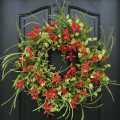 Spring front door wreaths wikot info