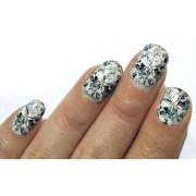 diamond nail art nails manicure