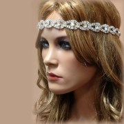 bridal hair accessory headband