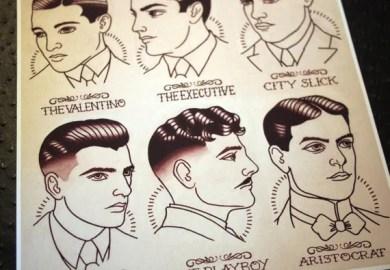 1920s Men S Hairstyles Names