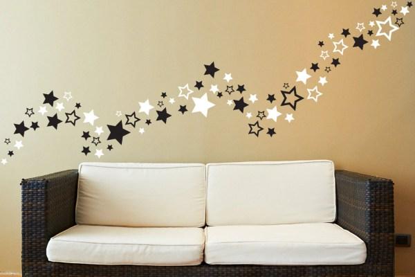 Star Wall Decals Stars