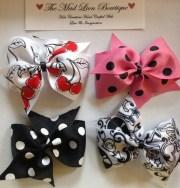 items similar hair bow set of