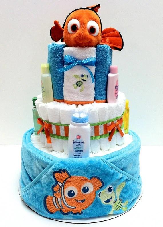 Nemo Baby Shower