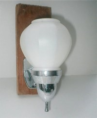 Wall Mounted Liquid Soap Dispenser Vintage 70s Industrial
