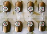 sushi nails japanese 3d nail art