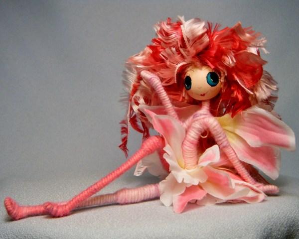 Whimsical Fairies Dolls
