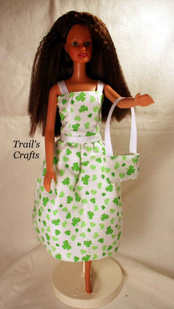 Handmade 11.5 Fashion Doll Clothes Outfit Trailscrafts