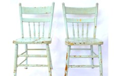14+ Really Amazing Vintage Kitchen Chairs That Abound With Warmth Pleasant Feeling