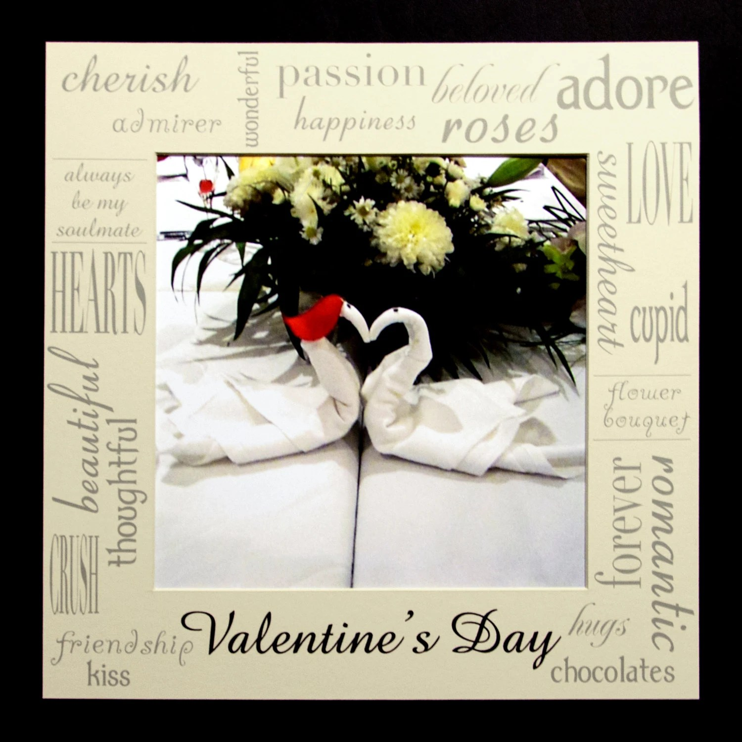 12 X 12 Valentines Day Photo Mat From PlatinumPixs On