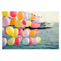Balloon Wall Decor | Party Favors Ideas