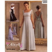 Bridesmaid Dress Sewing Patterns Free - High Cut Wedding ...