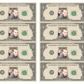 Bucks dollars play money chore amp behavior incentive printable