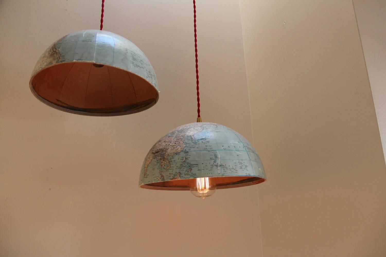 Items Similar To WORLD GLOBE Lights