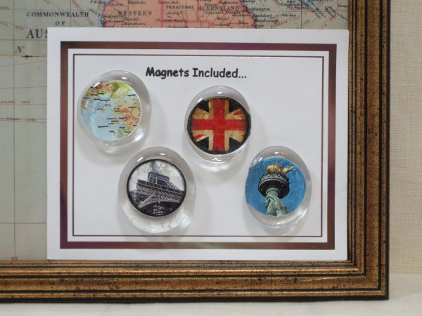 Decorative Magnetic Wall Board