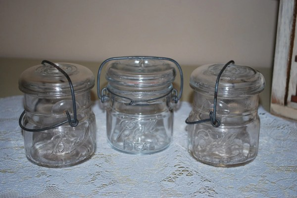 Pint Wire Side Ball Ideal Mason Jars Aglimpsefromthepast