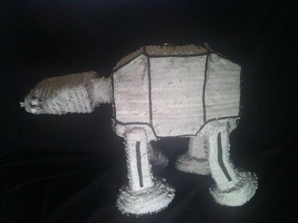 Star Wars Land Walker Pinata
