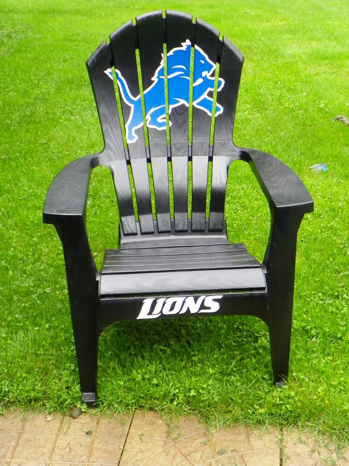 Lion Chair Detroit Lions Team Chairs