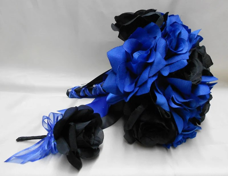 Items Similar To Wedding Bridal Bouquet Your Colors 2