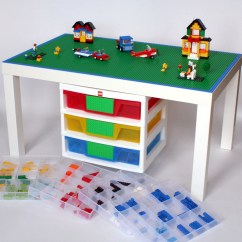 Toys R Us Lego Table And Chairs Swing Chair Frame Deals On 1001 Blocks