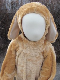 RESERVED Sandy the Dog Costume Child Size for by irishandmore