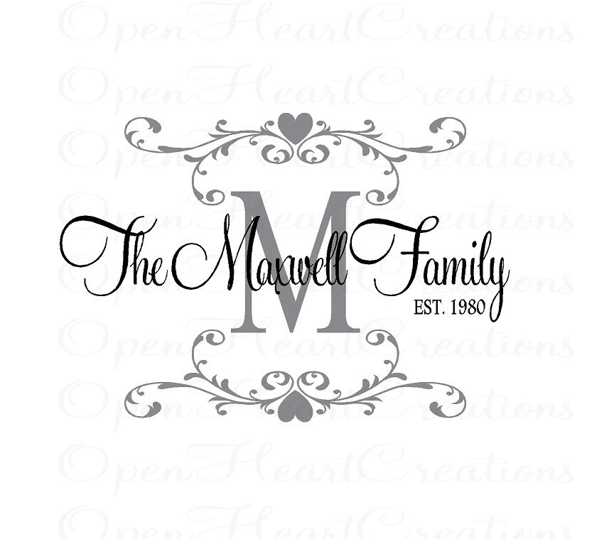 Family Wall Decals Live Laugh Love Vinyl Wall Decal Quote