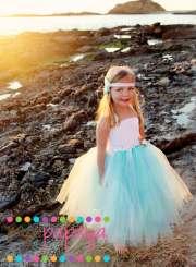 mermaid tutu dress 12months5t birthday