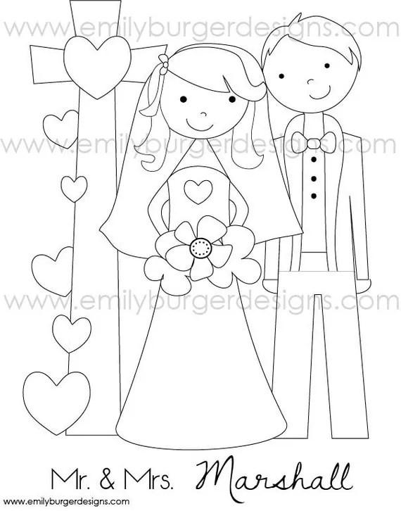 Items similar to Personalized name....kids wedding