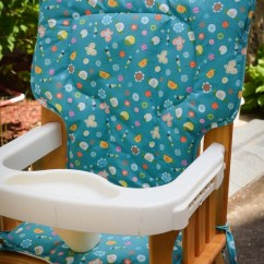 Fisher Price Space Saver High Chair Replacement Cover Patio Cushions With Velcro Fasteners Eddie Bauer Bugs By Sewplicity On Etsy