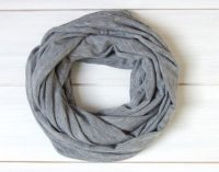 Toddler Infinity SCARF kids scarf Loop scarf for 3-6 years