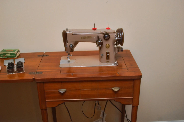 Vintage Singer 306K Sewing Machine