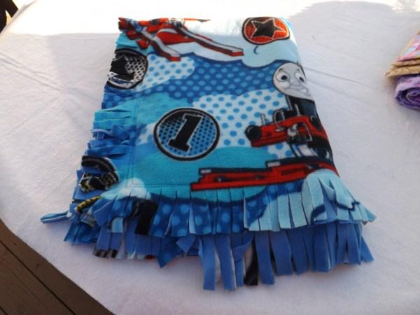 Thomas Train Blanket Fleece Blankets Throws