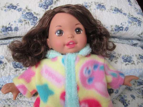 Fisher Little Mommy Doll Crabappleshoppe