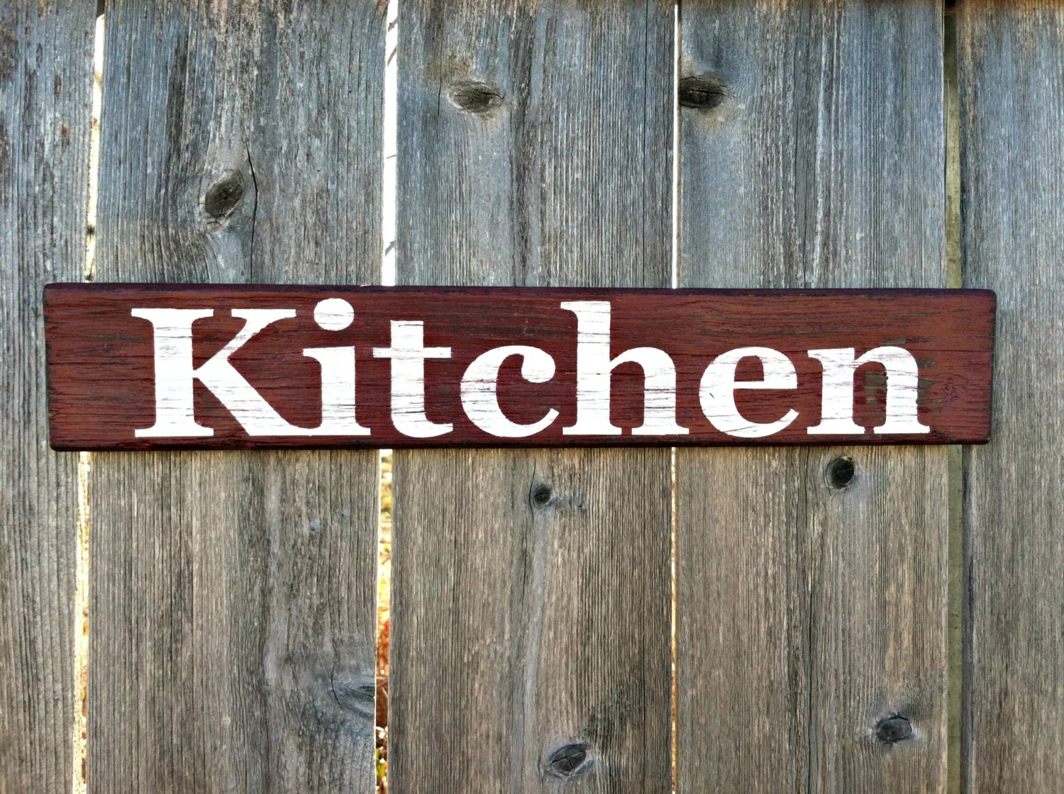 wooden signs for kitchen track lighting made to order handmade sign from