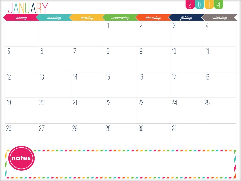 12 Month Calendar Printable Prefilled For Instant