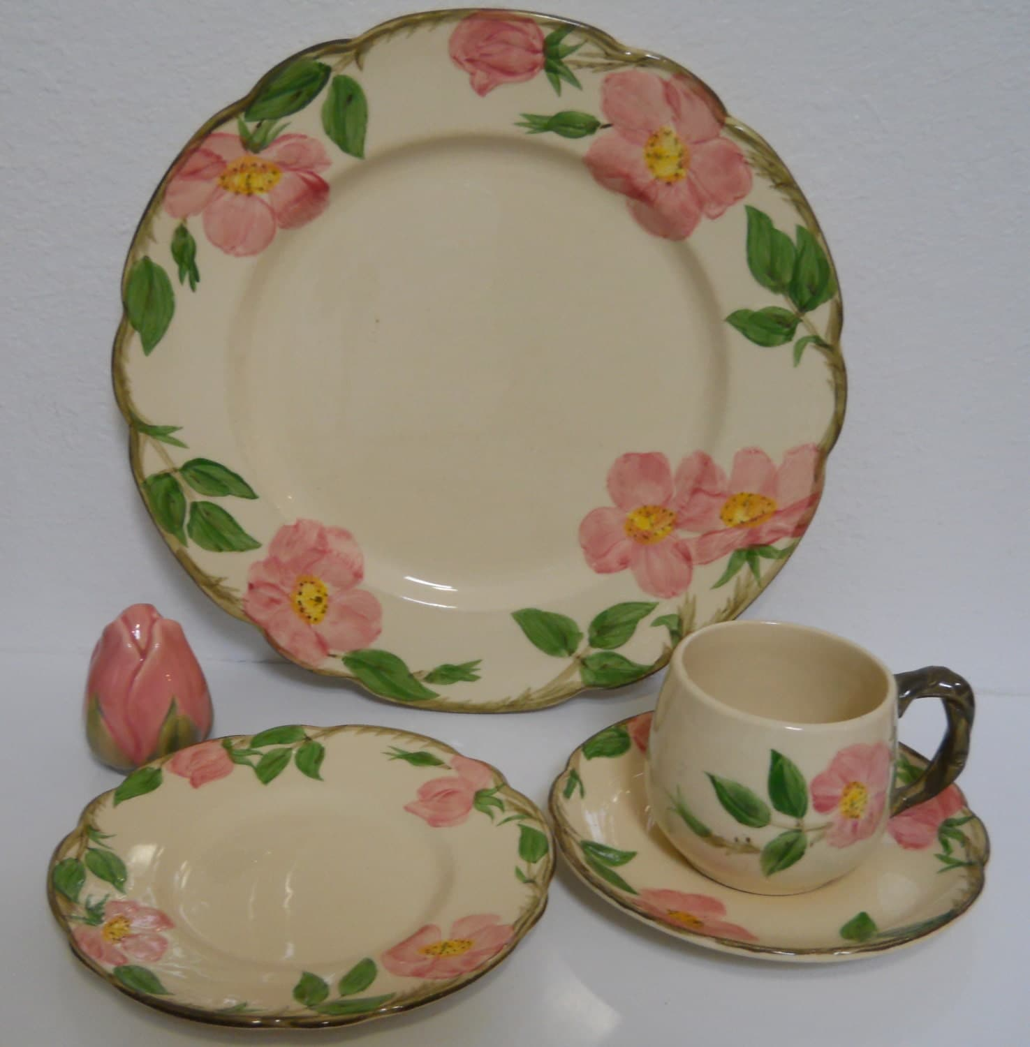 Franciscan Ware Desert Rose Dinnerware Dishes