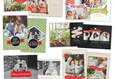 Photoshop Christmas Card Templates Etsy
